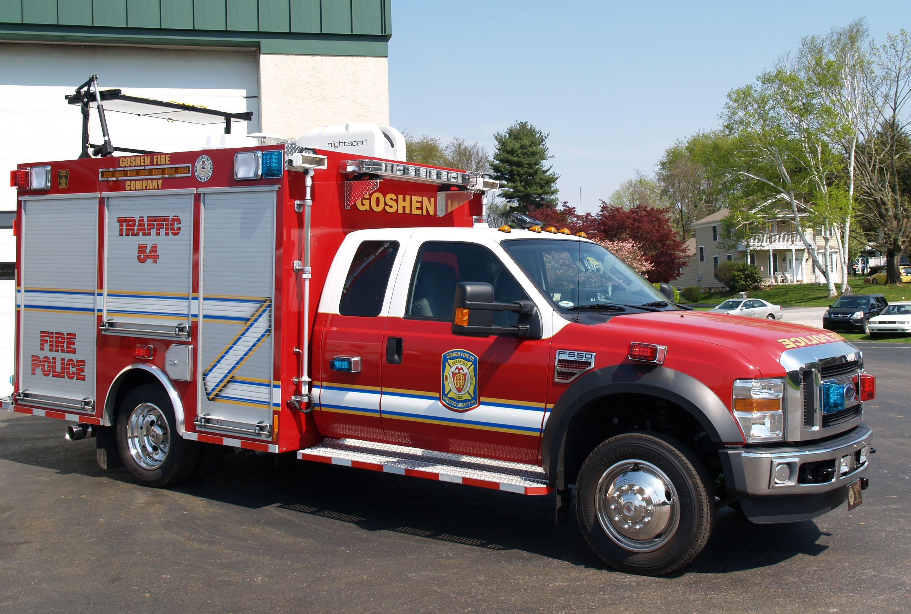 Goshen Traffic Unit