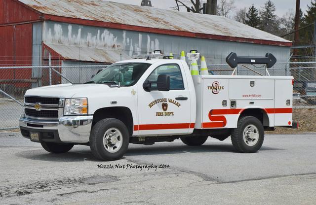 Keystone Valley Traffic Unit