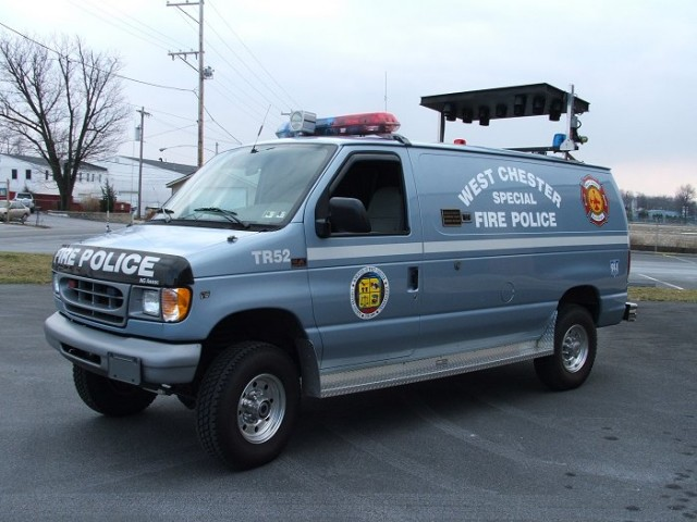 West Chester Traffic Unit
